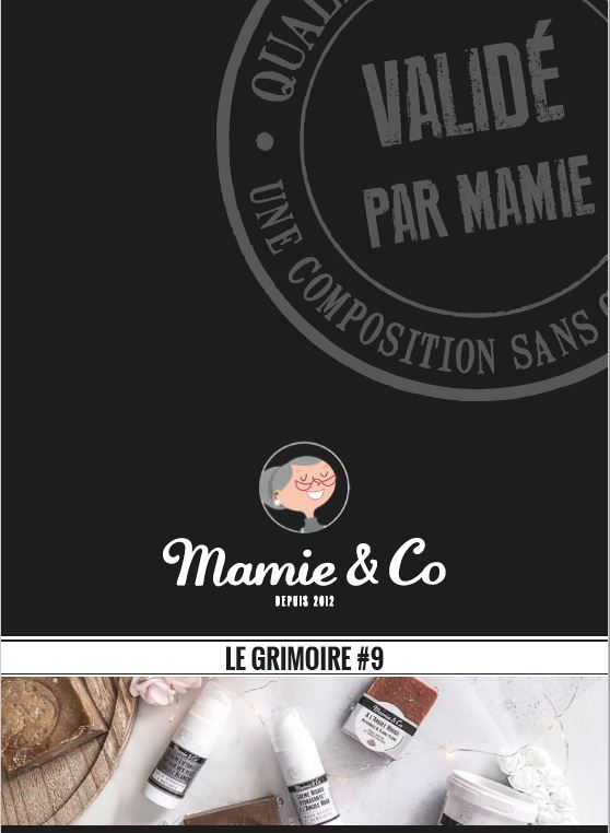 catalogue mamie and co 2022